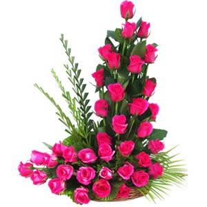 Flowers 50 pink roses save 18 mightylinksfo